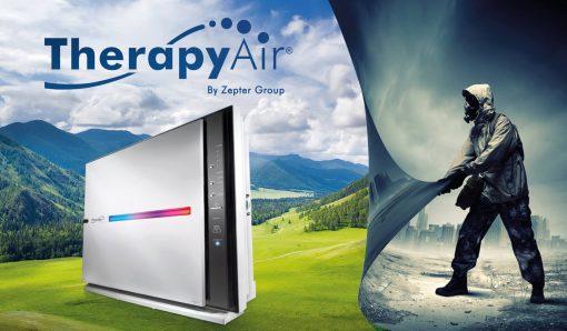 čistička vzduchu Zepter Therapy Air iOn