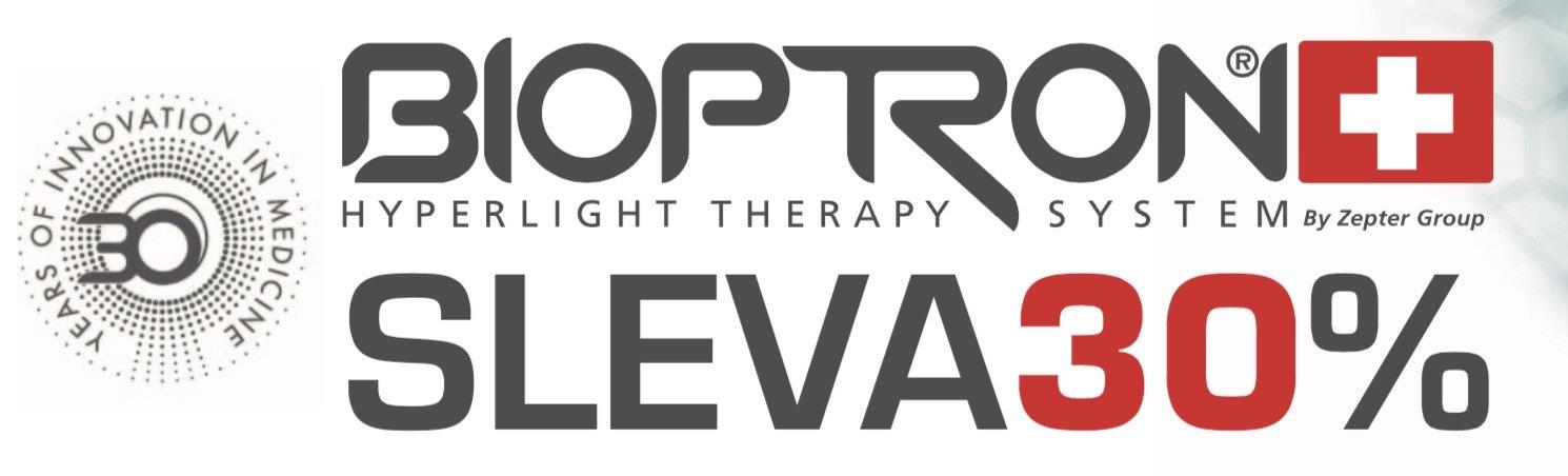 Zepter Bioptron akční sleva 30%