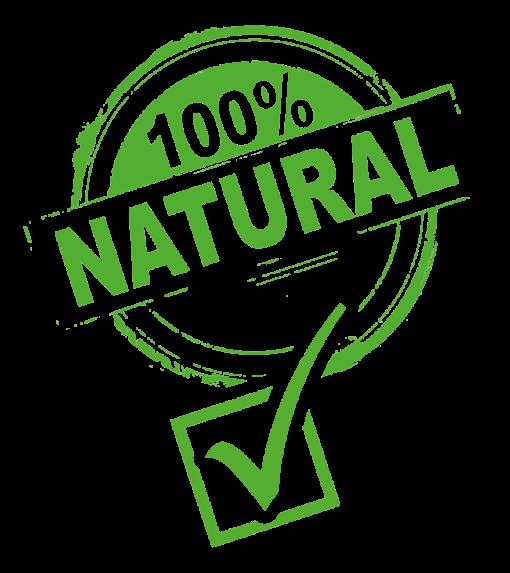 100% natural Cooking