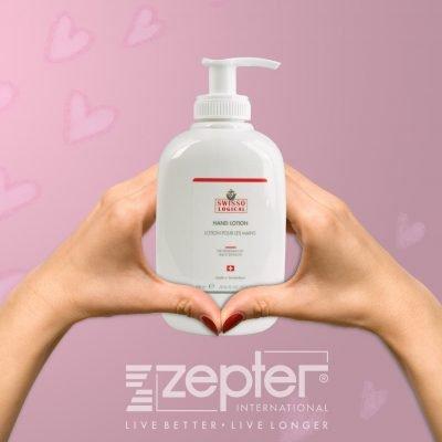 Zepter kosmetika Swissological balzám na ruce - hand lotion