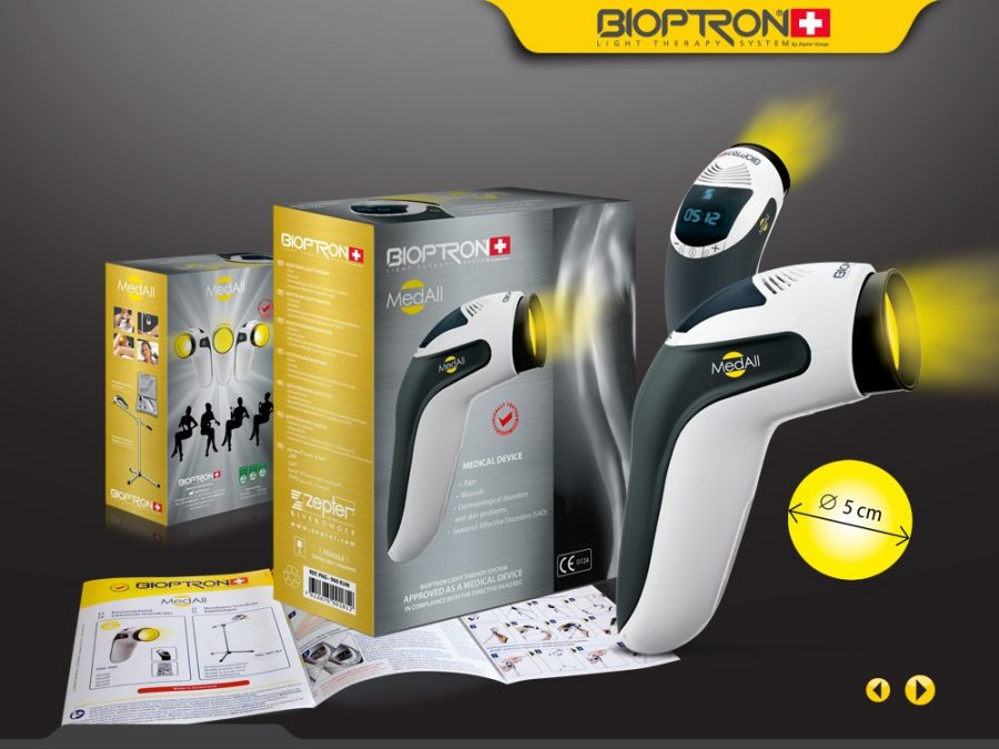 Bioptron MedAll by Zepter