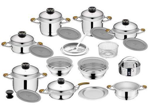 Souprava nádobí Zepter Grande