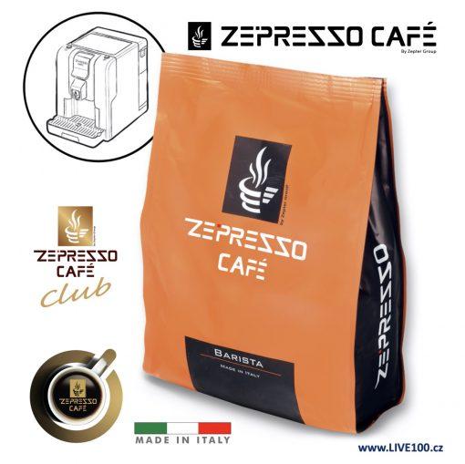 KÁVOVÉ KAPSLE ZEPRESSO CAFE - BARISTO