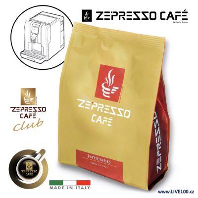 KÁVOVÉ KAPSLE ZEPRESSO CAFE - INTENSO