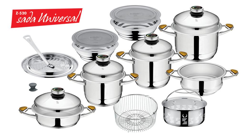 Zepter nádobí set Universal