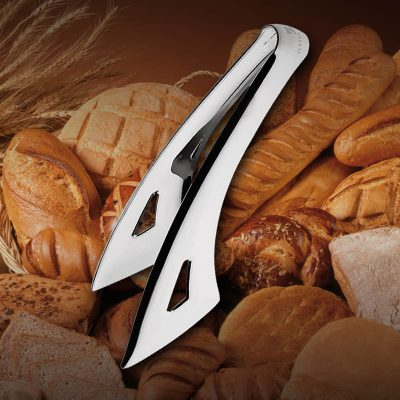 Kleště na chléb a pečivo
