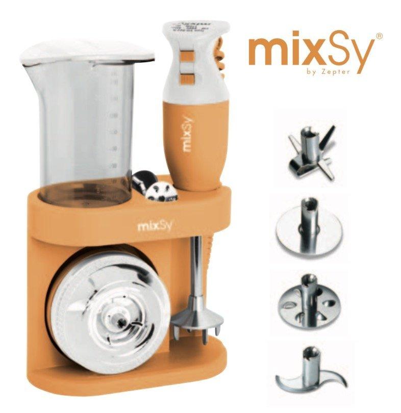 mixér Zepter mixSy včetně příslušenství a nástavců