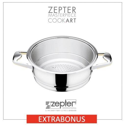 Extrabonus pařák Zepter pr.20cm