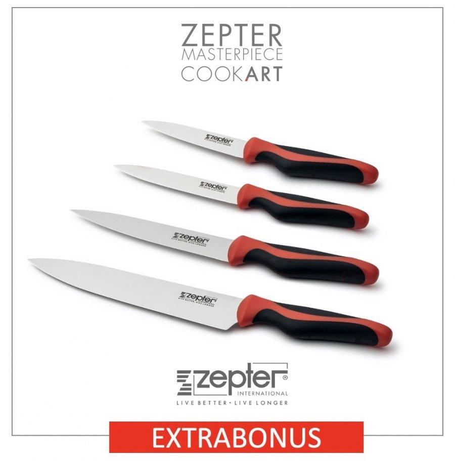 Extrabonus sada nožů Zepter