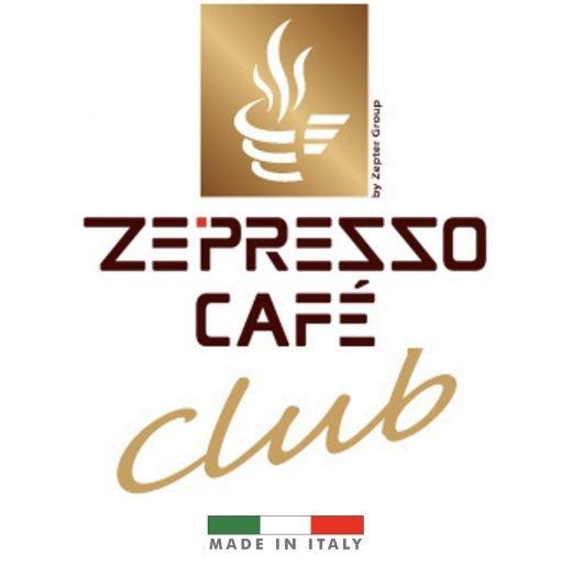 ZEPRESSO CAFÉ CLUB nespresso compatible capsules