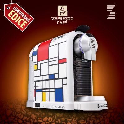 Kávovar Zepter Zepresso Mondrian