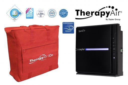 Zepter čistička vzduchu taška Therapy Air iOn Black