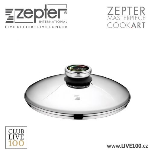 Zepter poklice průměr 16 cm s termokontrolem